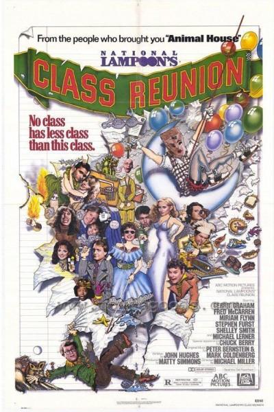 Caratula, cartel, poster o portada de Reunión de clase