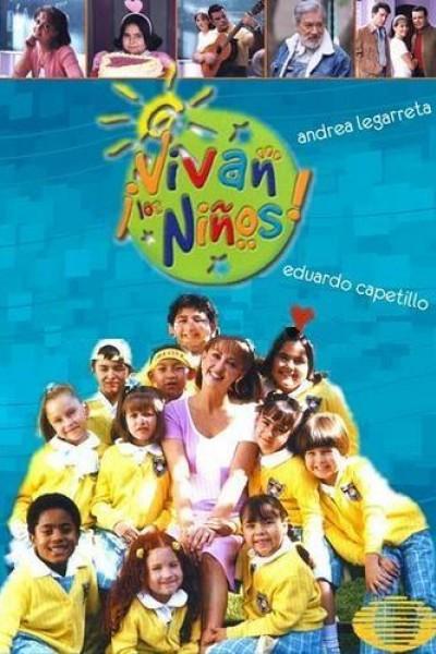 Caratula, cartel, poster o portada de ¡Vivan los niños!