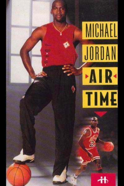 Caratula, cartel, poster o portada de Michael Jordan: Air Time
