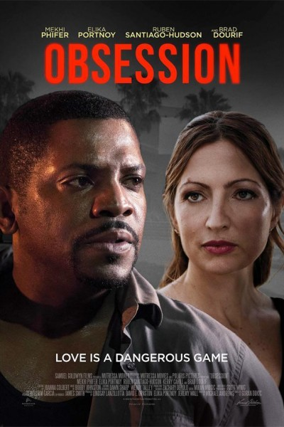 Caratula, cartel, poster o portada de Obsession