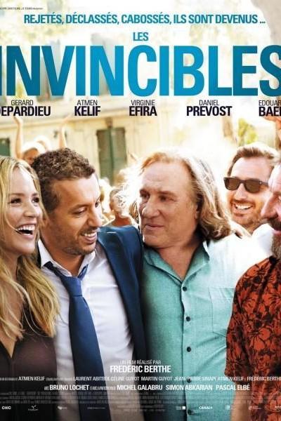 Caratula, cartel, poster o portada de Les invincibles