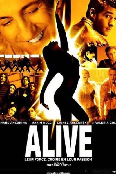 Caratula, cartel, poster o portada de Alive
