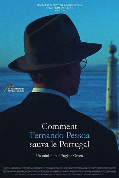 Caratula, cartel, poster o portada de Como Fernando Pessoa salvou Portugal