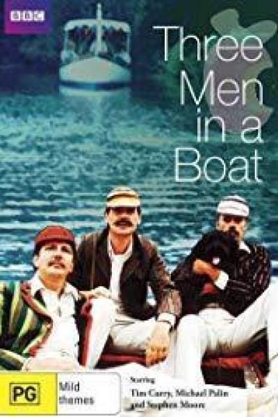 Caratula, cartel, poster o portada de Three Men in a Boat