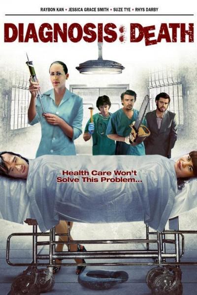 Caratula, cartel, poster o portada de Diagnosis: Death