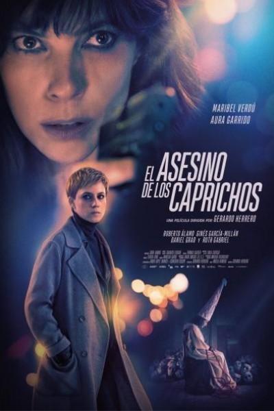Caratula, cartel, poster o portada de El asesino de los caprichos