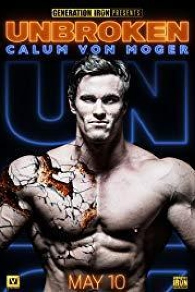 Caratula, cartel, poster o portada de Calum Von Moger: Unbroken