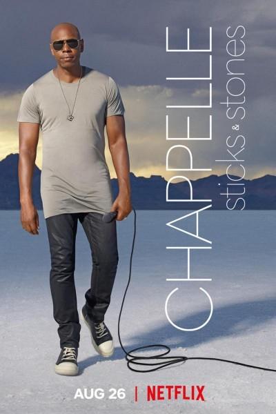 Caratula, cartel, poster o portada de Dave Chappelle: Sticks & Stones