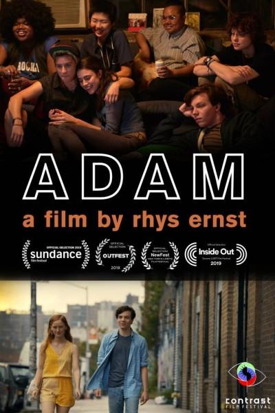 Caratula, cartel, poster o portada de Adam