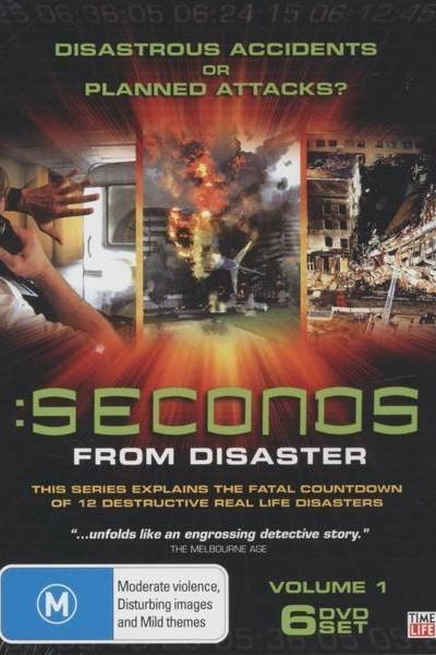 Caratula, cartel, poster o portada de Segundos catastróficos