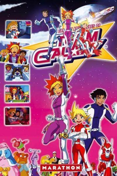 Caratula, cartel, poster o portada de Team Galaxy