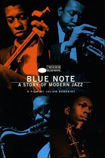 Caratula, cartel, poster o portada de Blue Note - A Story of Modern Jazz