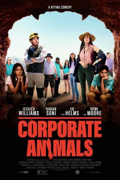 Caratula, cartel, poster o portada de Corporate Animals