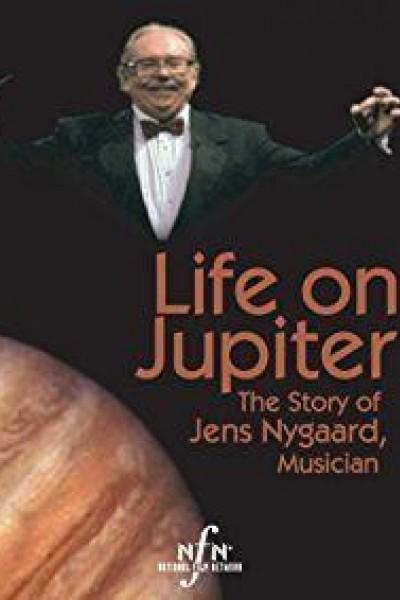Caratula, cartel, poster o portada de Life on Jupiter: The Story of Jens Nygaard, Musician