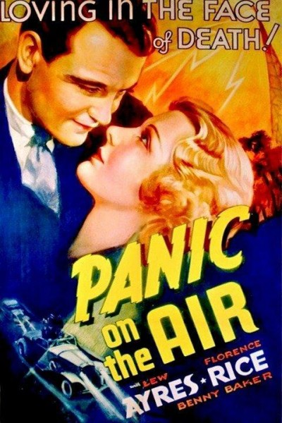 Caratula, cartel, poster o portada de Panic on the Air
