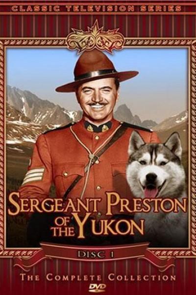 Caratula, cartel, poster o portada de Sargento Preston
