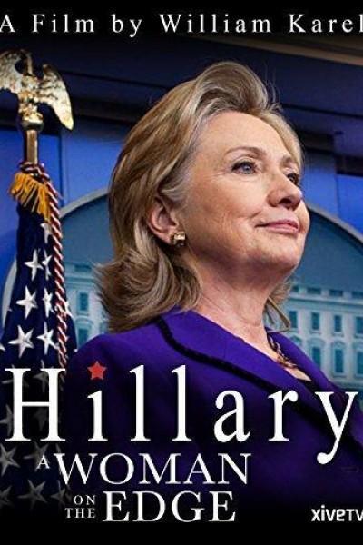 Caratula, cartel, poster o portada de Hillary Clinton, una mujer a batir