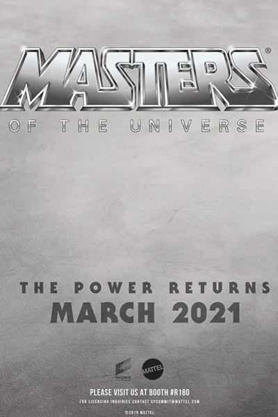 Caratula, cartel, poster o portada de Masters of the Universe