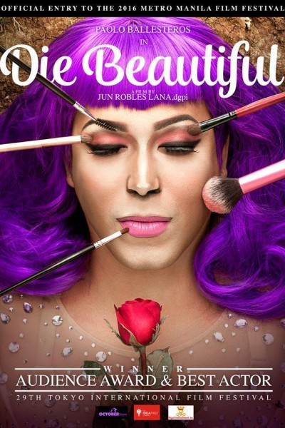 Caratula, cartel, poster o portada de Die Beautiful