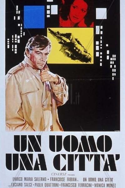 Caratula, cartel, poster o portada de Vicio en la ciudad