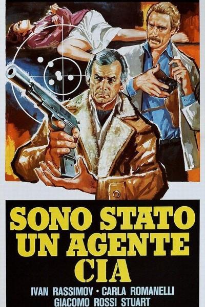 Caratula, cartel, poster o portada de Sono stato un agente C.I.A.