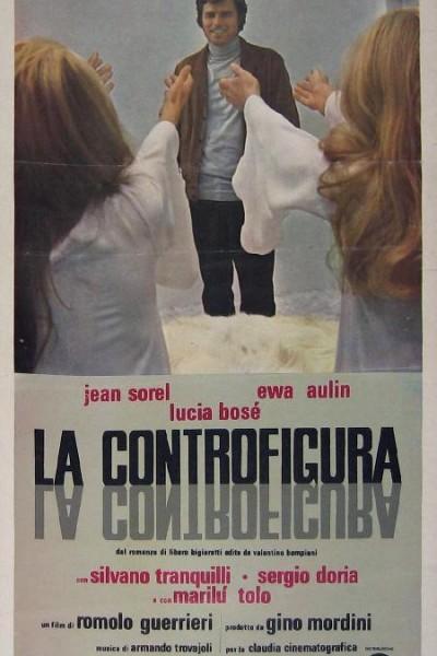 Caratula, cartel, poster o portada de La contrafigura
