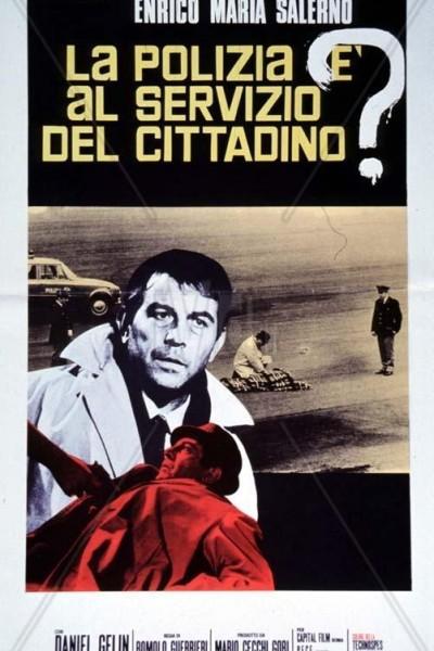 Caratula, cartel, poster o portada de Defendiendo a los ciudadanos