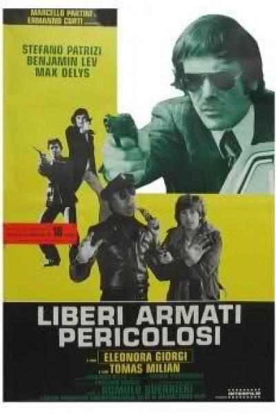 Caratula, cartel, poster o portada de Juventud armada y peligrosa