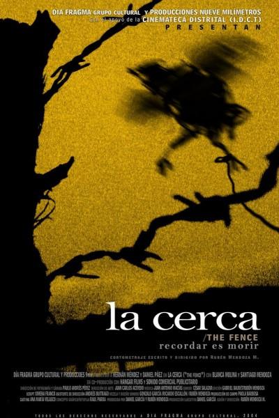 Caratula, cartel, poster o portada de La cerca