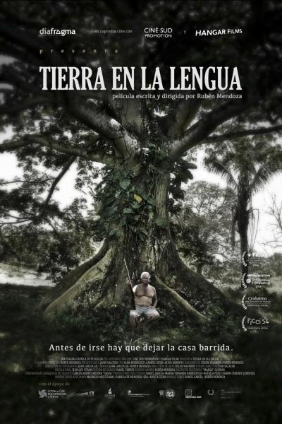 Caratula, cartel, poster o portada de Tierra en la lengua