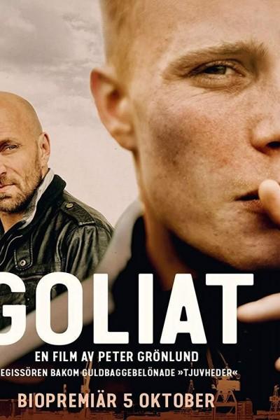 Caratula, cartel, poster o portada de Goliat