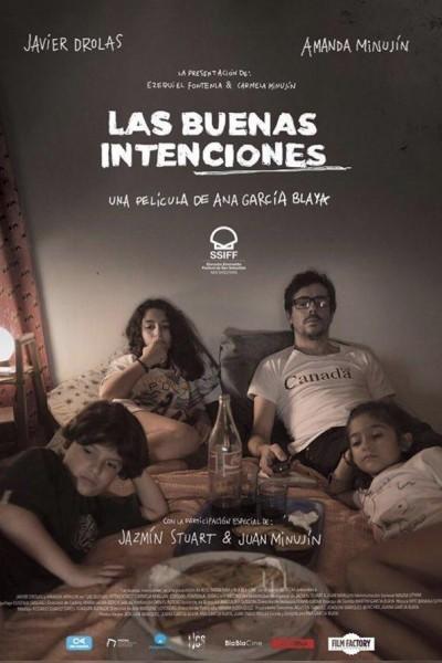 Caratula, cartel, poster o portada de Las buenas intenciones