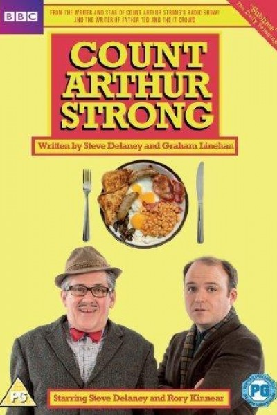 Caratula, cartel, poster o portada de Count Arthur Strong