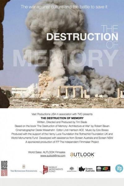 Caratula, cartel, poster o portada de The Destruction of Memory