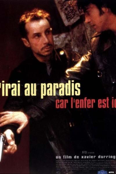 Caratula, cartel, poster o portada de J\'irai au paradis car l\'enfer est ici (Bat Out of Hell)