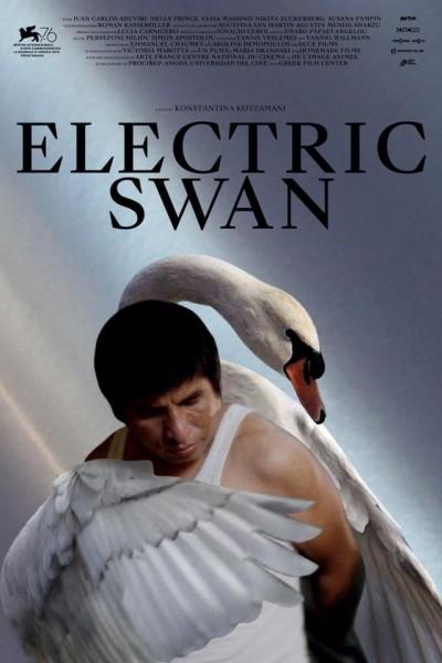Caratula, cartel, poster o portada de Electric Swan