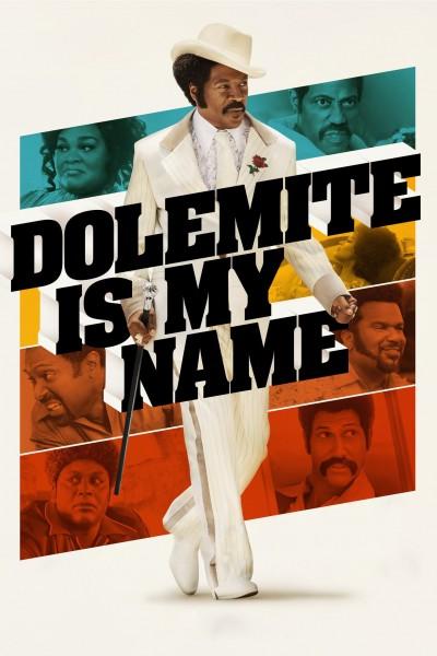 Caratula, cartel, poster o portada de Yo soy Dolemite