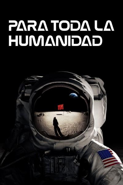 Caratula, cartel, poster o portada de Para toda la humanidad