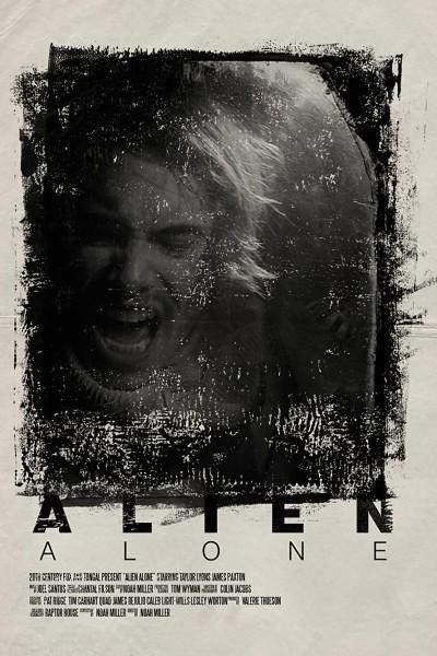 Caratula, cartel, poster o portada de ALIEN: Alone