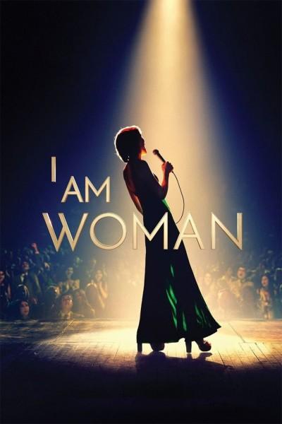 Caratula, cartel, poster o portada de I Am Woman