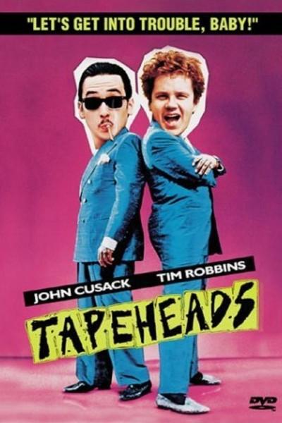Caratula, cartel, poster o portada de Tapeheads