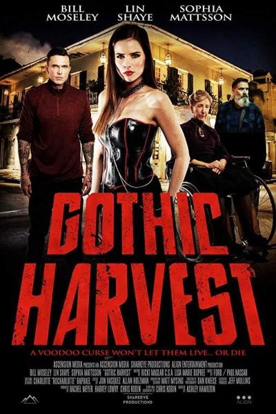 Caratula, cartel, poster o portada de Gothic Harvest