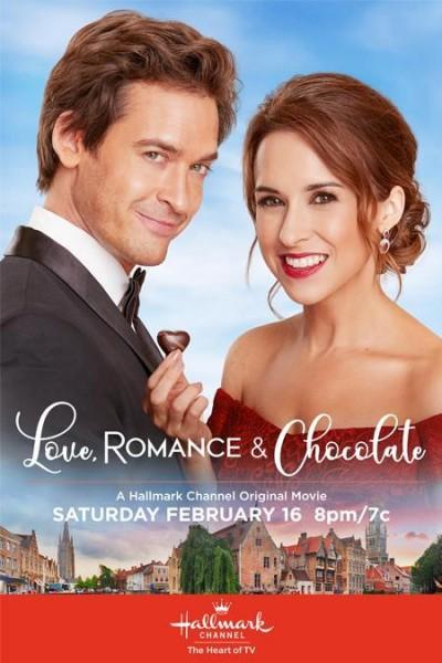 Caratula, cartel, poster o portada de Love, Romance, & Chocolate