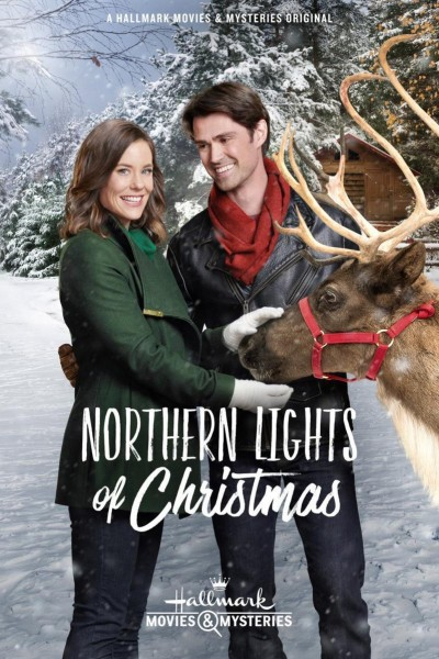 Caratula, cartel, poster o portada de Luces del norte de navidad