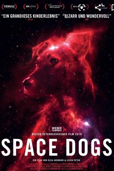 Caratula, cartel, poster o portada de Space Dogs