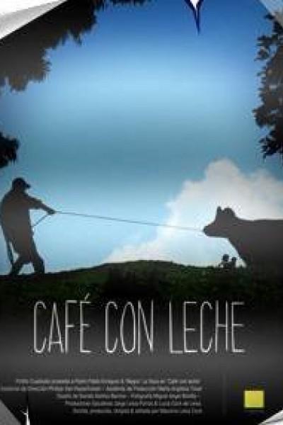 Caratula, cartel, poster o portada de Café con leche