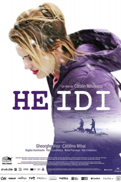 Caratula, cartel, poster o portada de Heidi