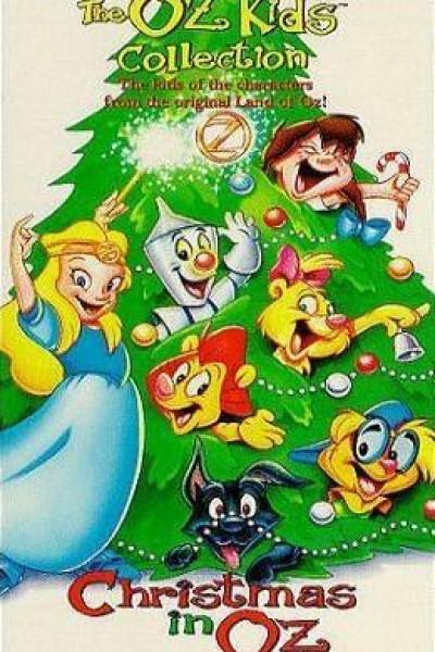 Caratula, cartel, poster o portada de Christmas in Oz
