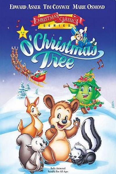 Caratula, cartel, poster o portada de O\' Christmas Tree