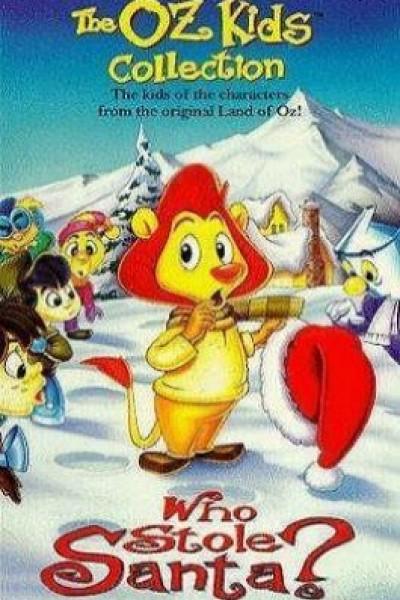 Caratula, cartel, poster o portada de Who Stole Santa?